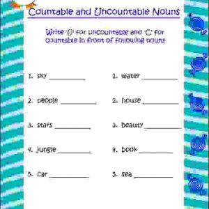 Grade 2 English grammar worksheets for kids to practice difference ...