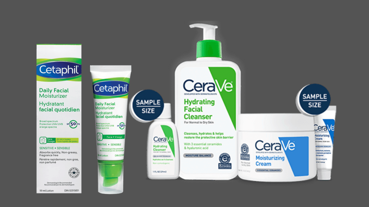Which Is Better CeraVe or Cetaphil Moisturizer For Acne