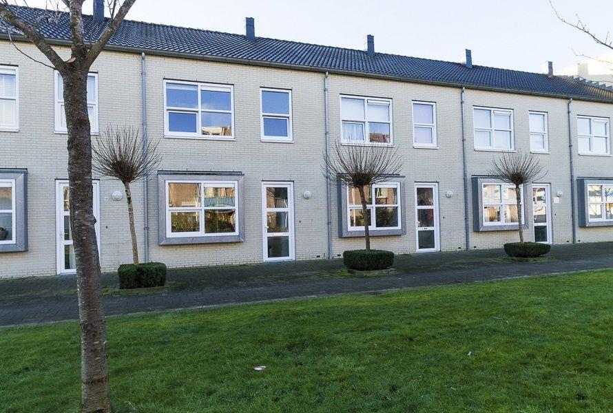 Tussenwoning aan de Wilhelminastraat 130 in Hoogeveen