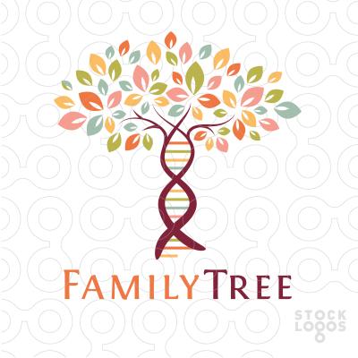 Family Tree Genetics Family Logo Family Tree Logo Tree Logos