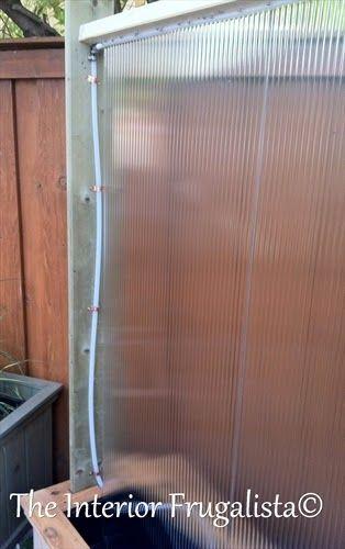 Diy Outdoor Water Wall Water Walls Diy Water Feature