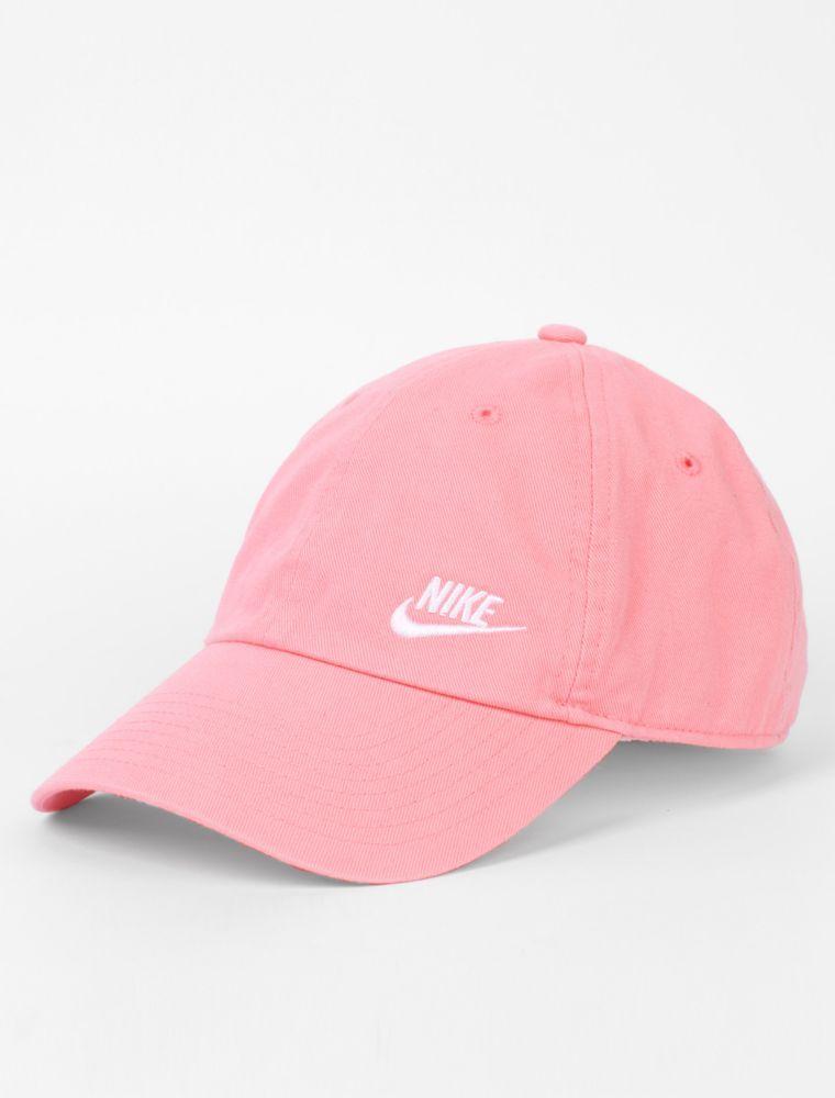 5edceaaa261 Nike W H86 Cap Futura Classic Bright Melon White