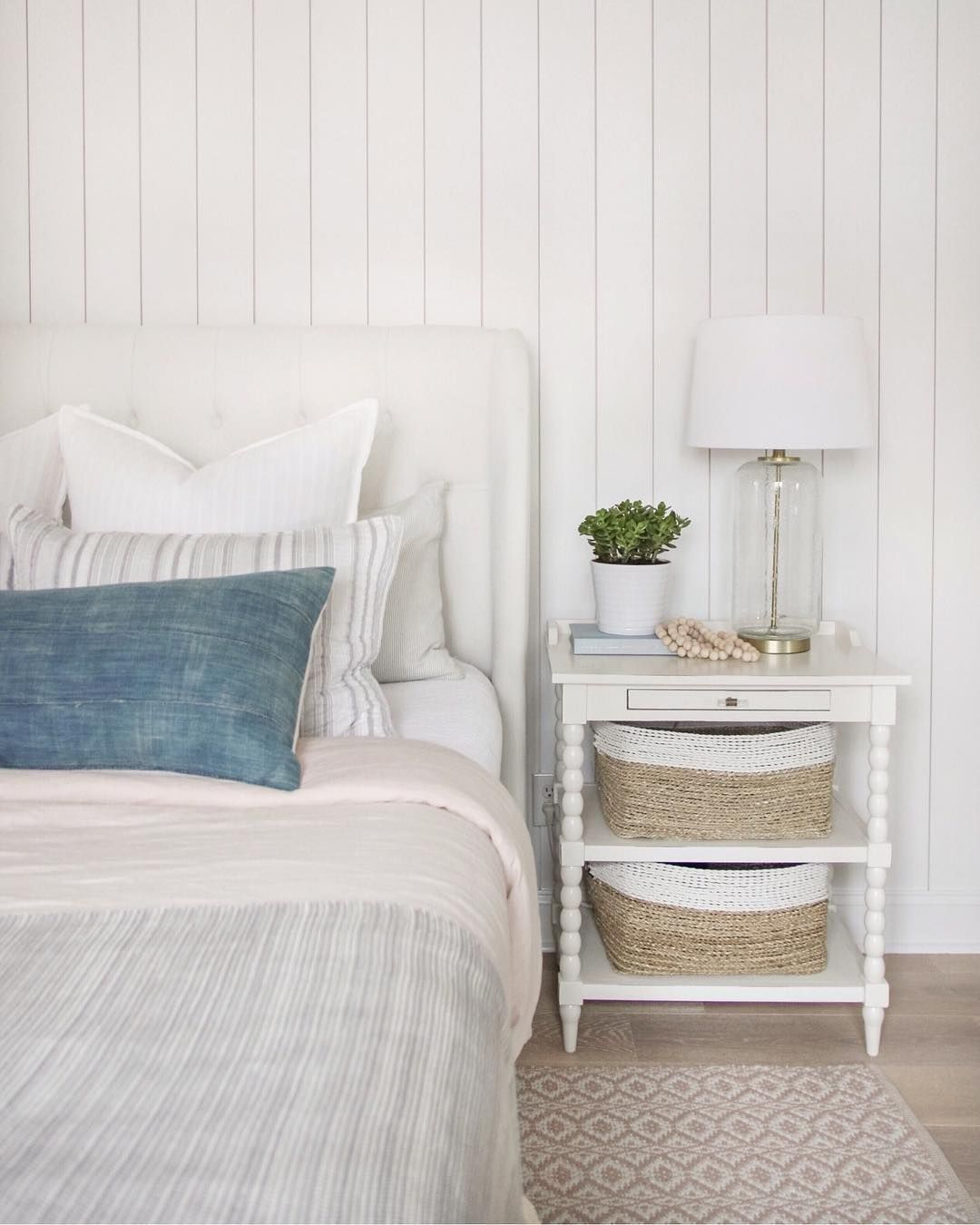 """Michelle on Instagram """"I added this vertical shiplap"""