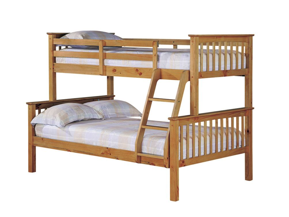 Otto Trio Bunk Bed Great For Guestrooms Sleepovers And Pyjama
