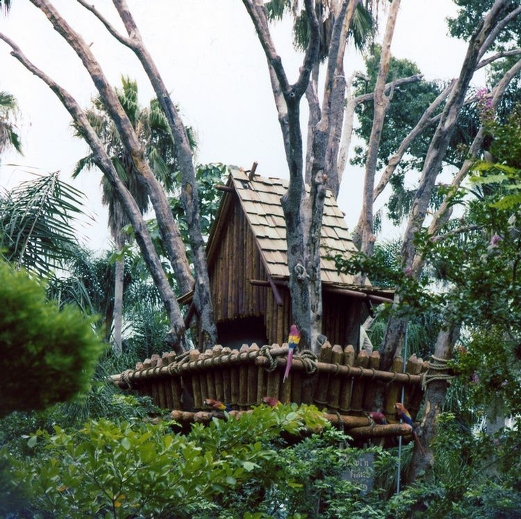 Treasure Island / Discovery Island: A Look Back