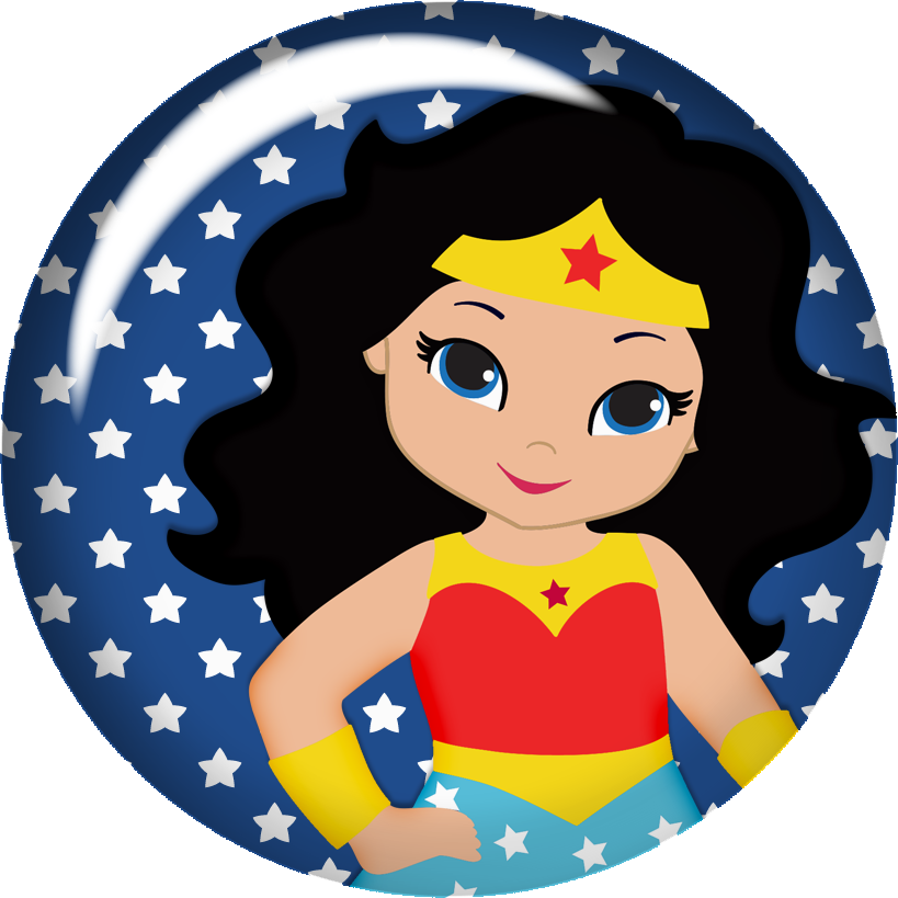 Mujer Maravilla Kit Gratis Para Scrapbook Imagenes Mujer Maravilla Mujer Maravilla Fiesta Cumpleanos De La Mujer Maravilla