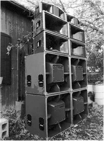 Midbass Horns S 246 K P 229 Google Club Sound Em 2019 Audio