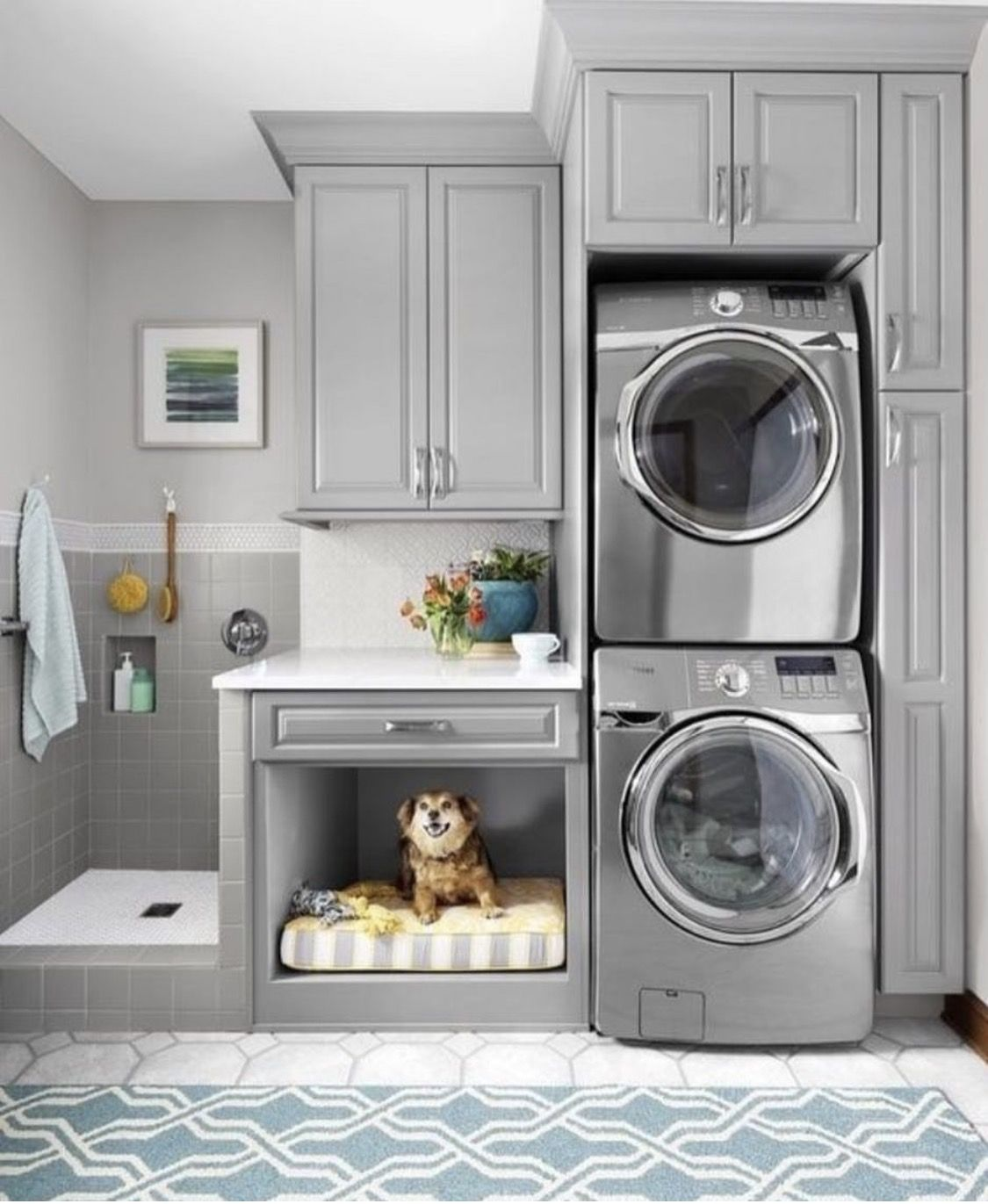 Pin de donna cruz en laundry rooms pinterest lavaderos for Lavaderos ideas