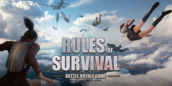 rules of survival 60fps android