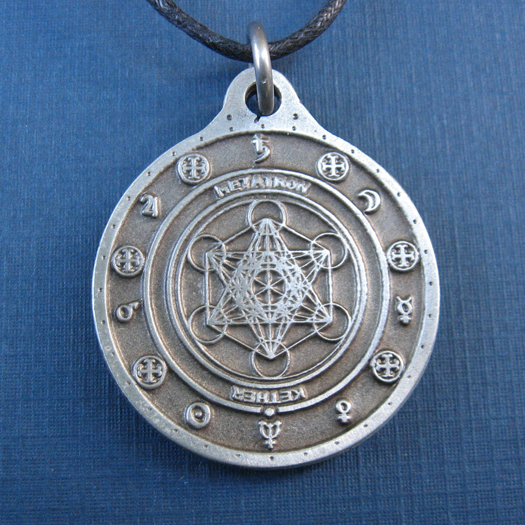 BENEDICT MEDAL SOLID BRASS Occult Magic Amulet Magick TALISMAN OF ST