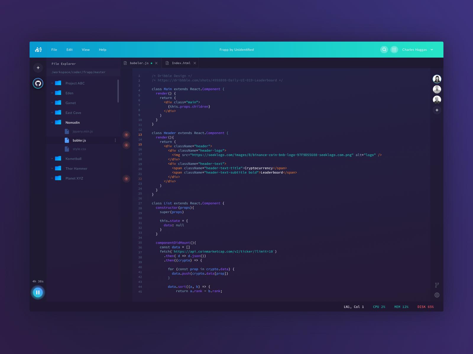 Coder Ide Concept Code Editor Coder Coding Interactive Design