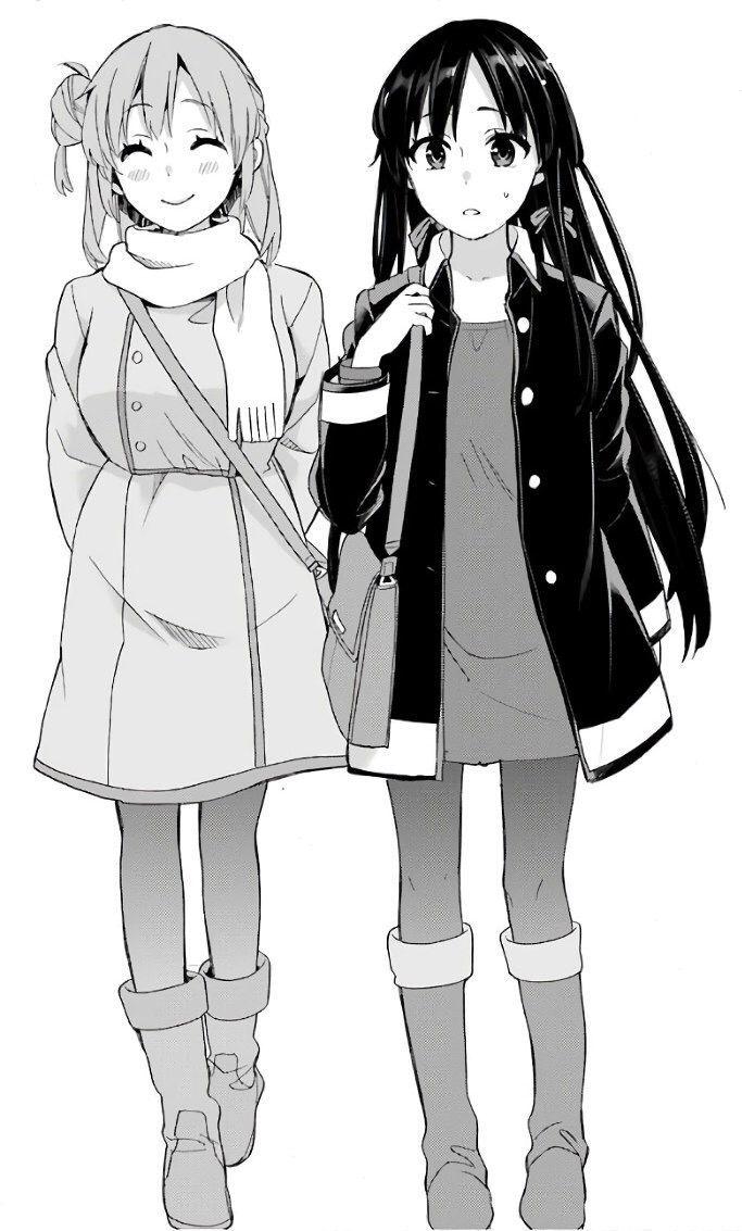 Read Yahari Ore no Seishun / Oregairu full Manga chapters
