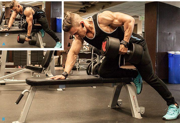Abel Albonetti S Ultimate Back Workout Back Workout Bodybuilding Back Workout Bodyweight Workout