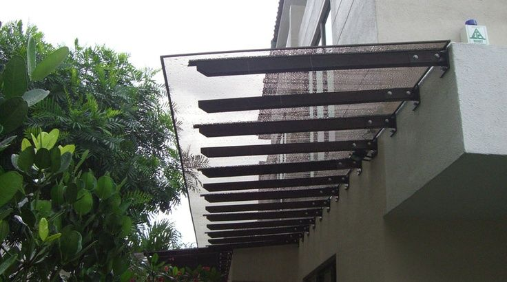 Polycarbonate roofing what is polycarbonate roofing hot for Balcony ki design