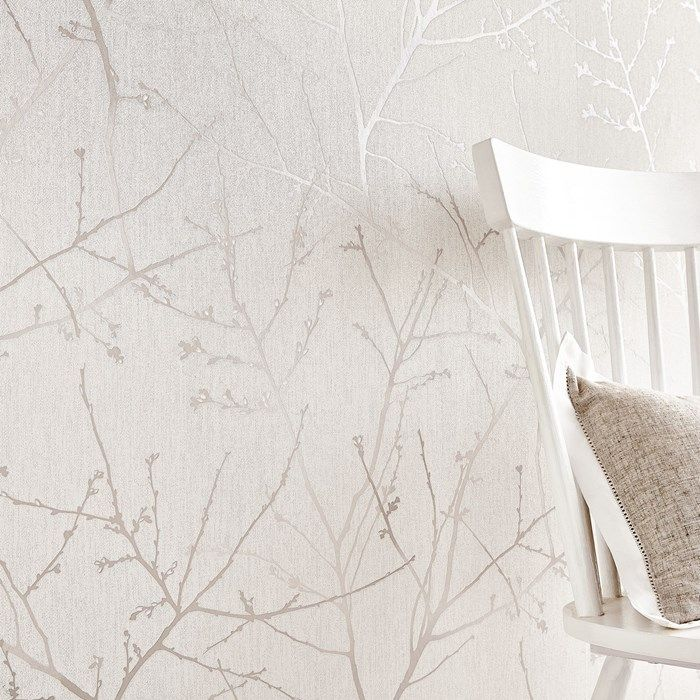 Cream Living Room Wallpaper Ideas