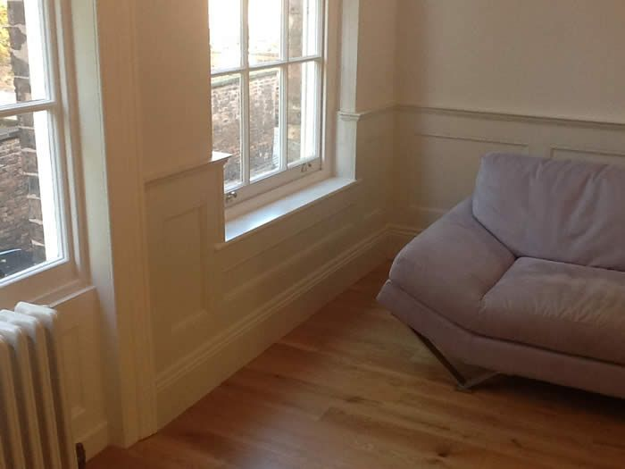interior painted timber panelling - Google Search (With ...