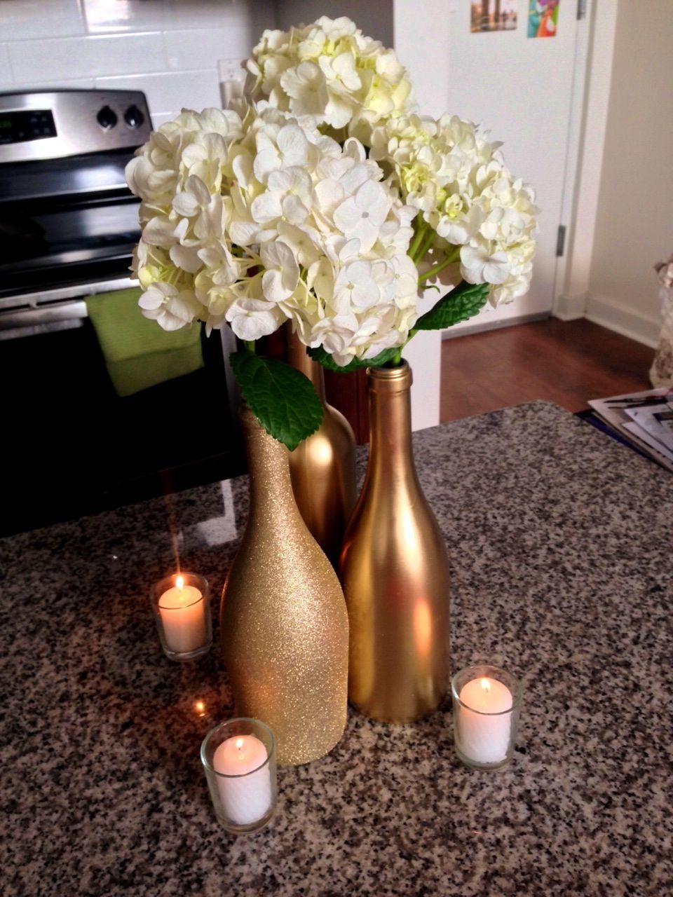 Xmas Centerpieces Furnituremagnificent Wine Bottle Centerpiece Mock Up Complete