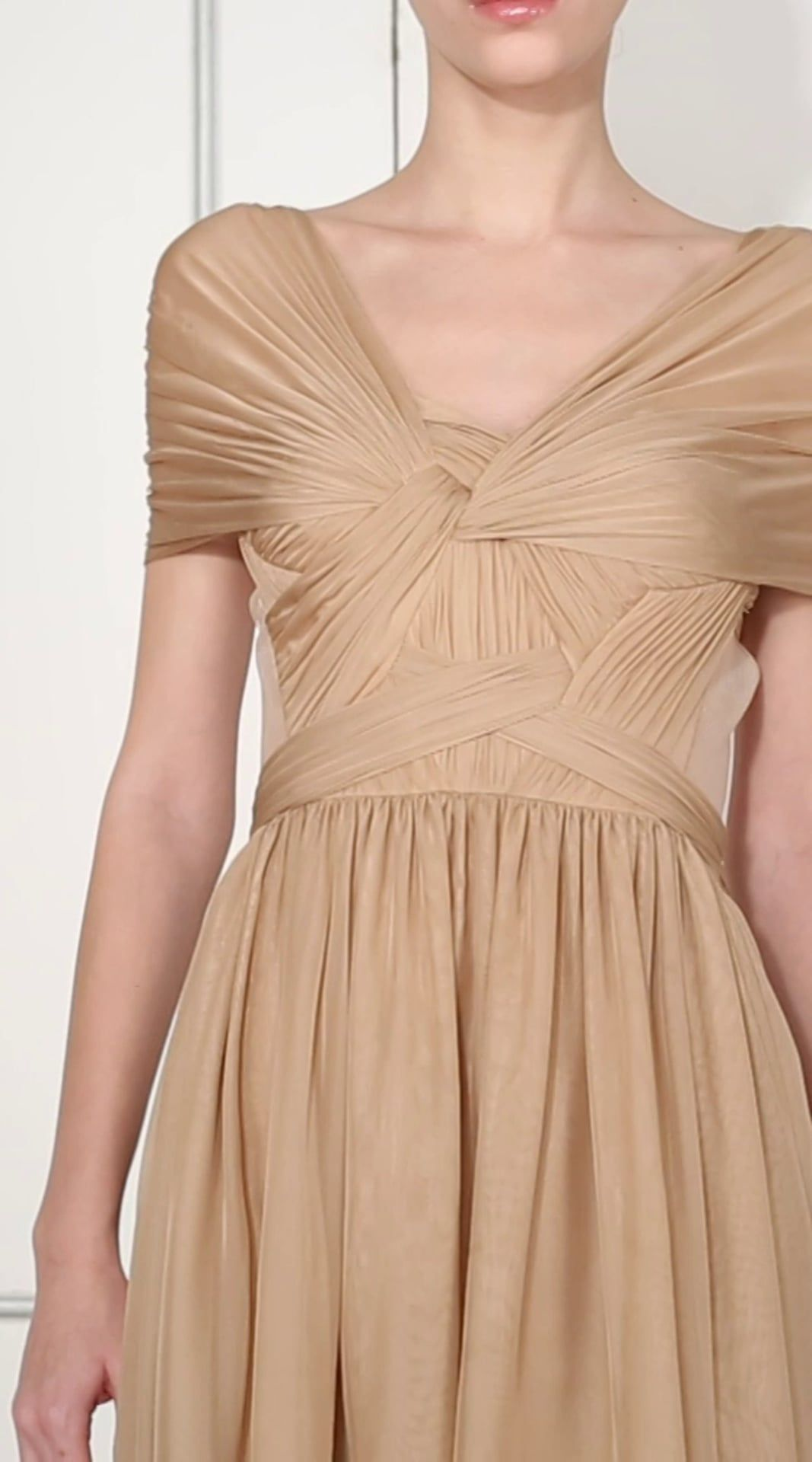 Cap sleeve prom dress inspired by demi lovato gown pinterest