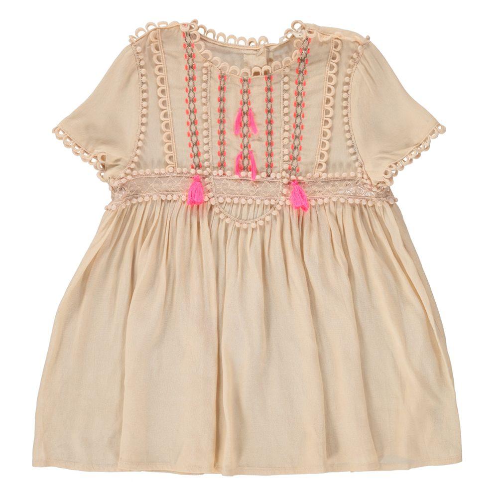 Shopminikin louise misha dress ingrid beige