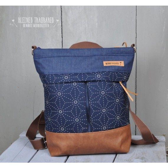 MYO Stoffe Stoffpaket Mila Uni Bag von Kleines Tragbares – Boda fotos