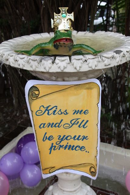 Pink and Purple Princess party Birthday Party Ideas | Spardose ...