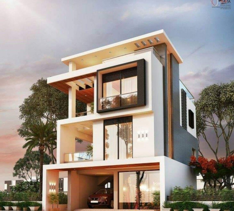 Pin by aminata ndao on my homes   Small house design exterior ...