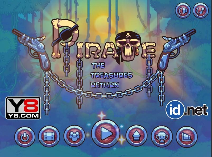Pirate The Treasures Return