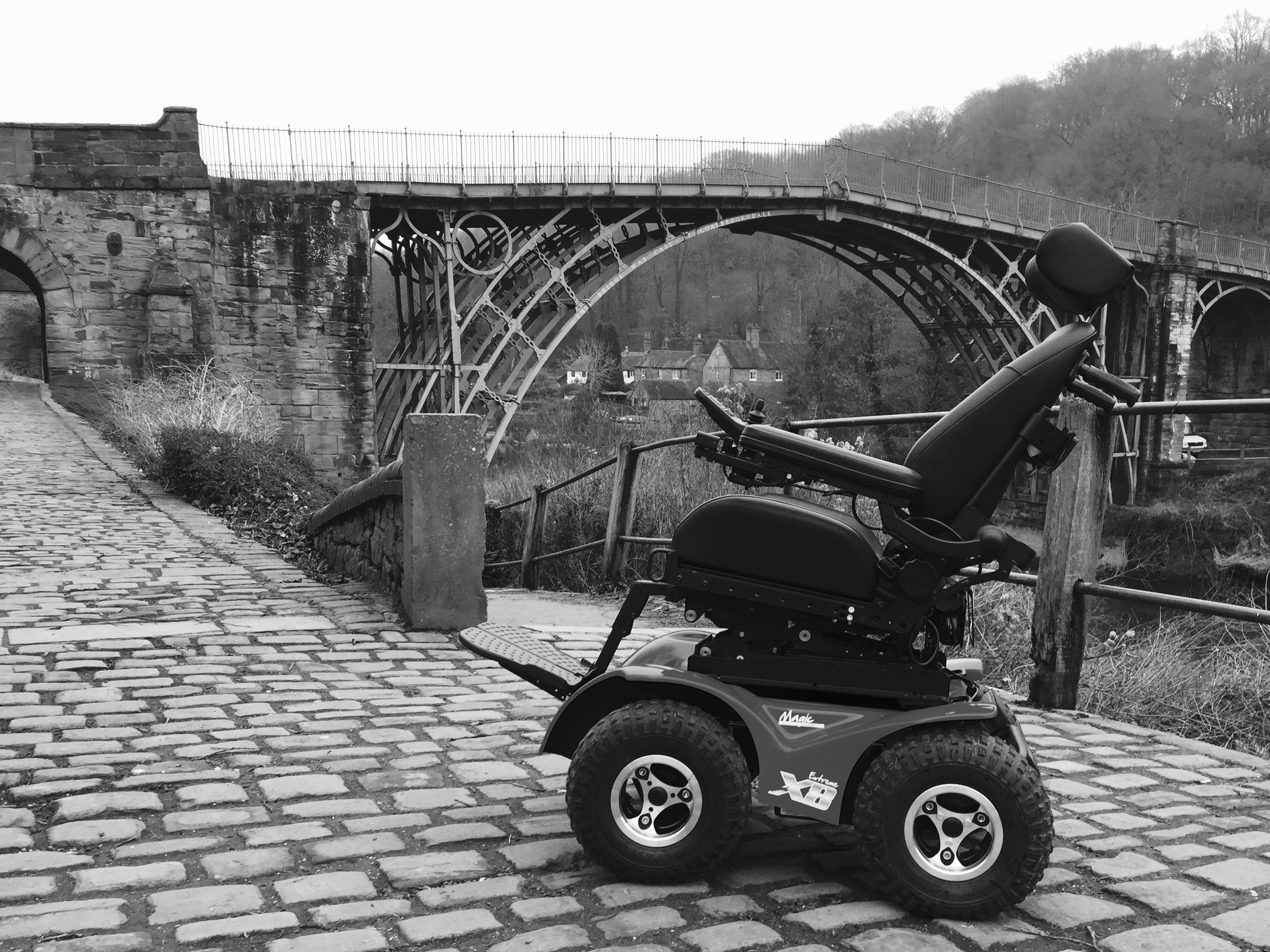 Pin by All Terrain Wheelchairs on Extreme X8 Powered