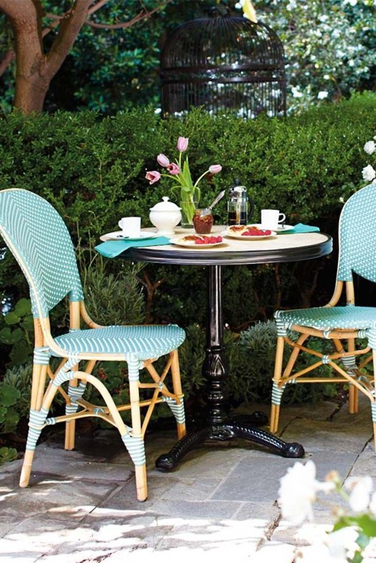 patio bistro table on get the look paris bistro the southern made mom outdoor patio decor patio decor bistro table outdoor get the look paris bistro the