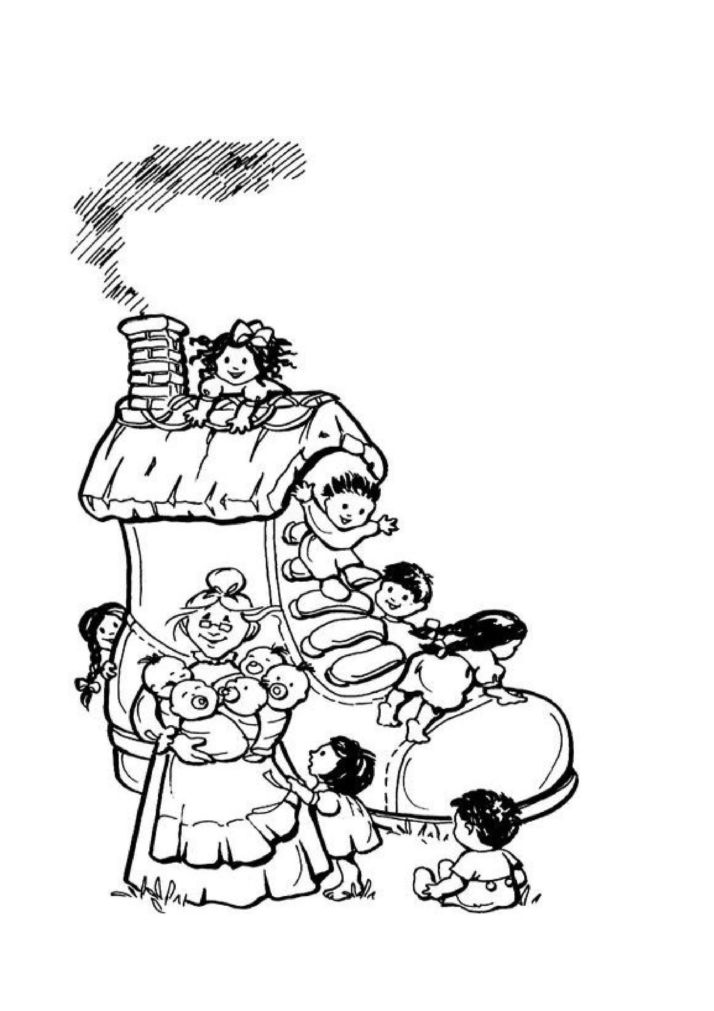 Nursery-Rhymes-Coloring-Pages14.jpg (2479×3508) | camping images ...