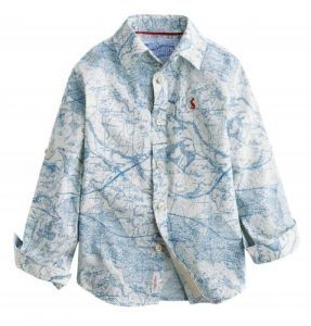 Joules Map Shirt