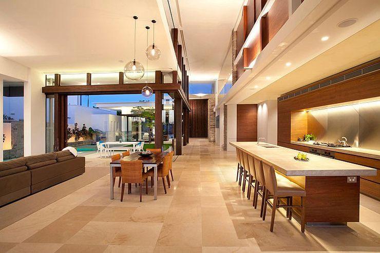 Maison moderne australienne pour une famille moderne | Home, House e Design de casa