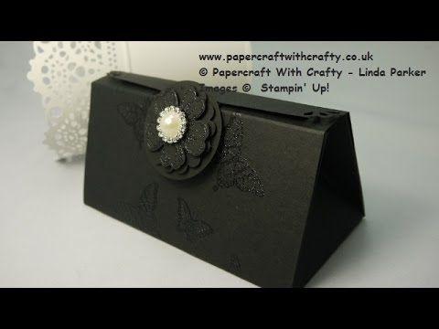 Chocolate Box Clutch Bag