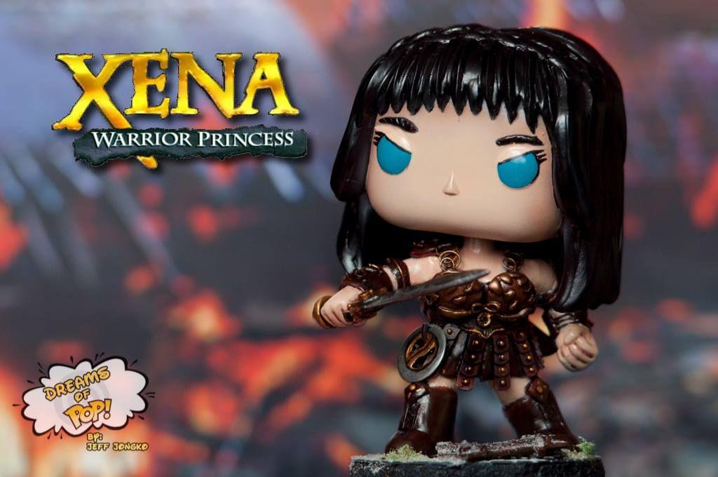 figurine pop xena