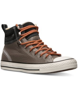 CONVERSE Converse Men's Chuck Taylor All Star Hiker 2 Casual Sneakers from Finish Line. #converse #shoes # all men