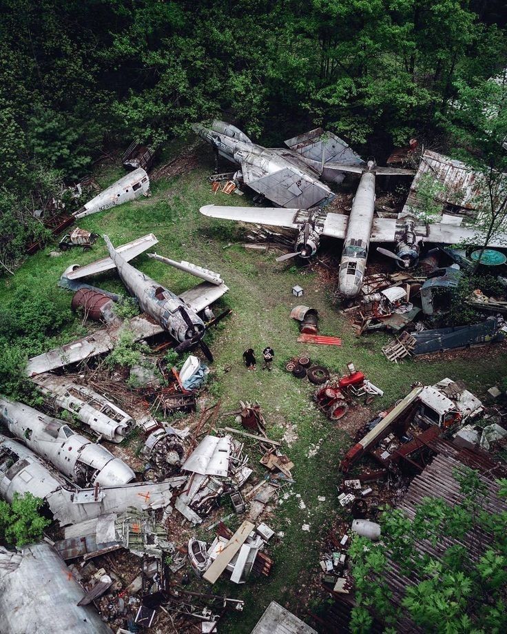 Most Haunted Places In Colorado Springs: Pin By Eric Dreyer On Abandoned Aircraft