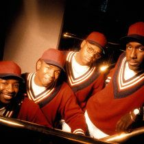 BOYZ II MEN - an American R&B vocal group, best known for emotional ballads and a cappella harmonies.