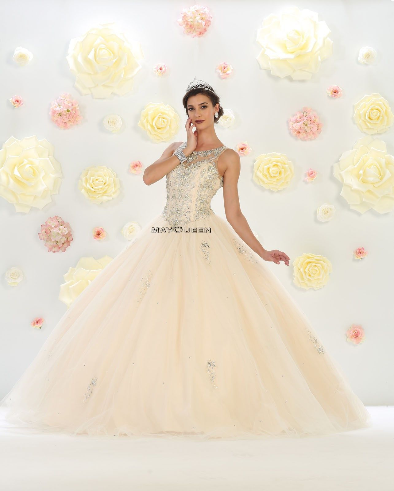 Long Ball Gown Formal Sweet 16 Sweet 16 Ball Gowns And Formal