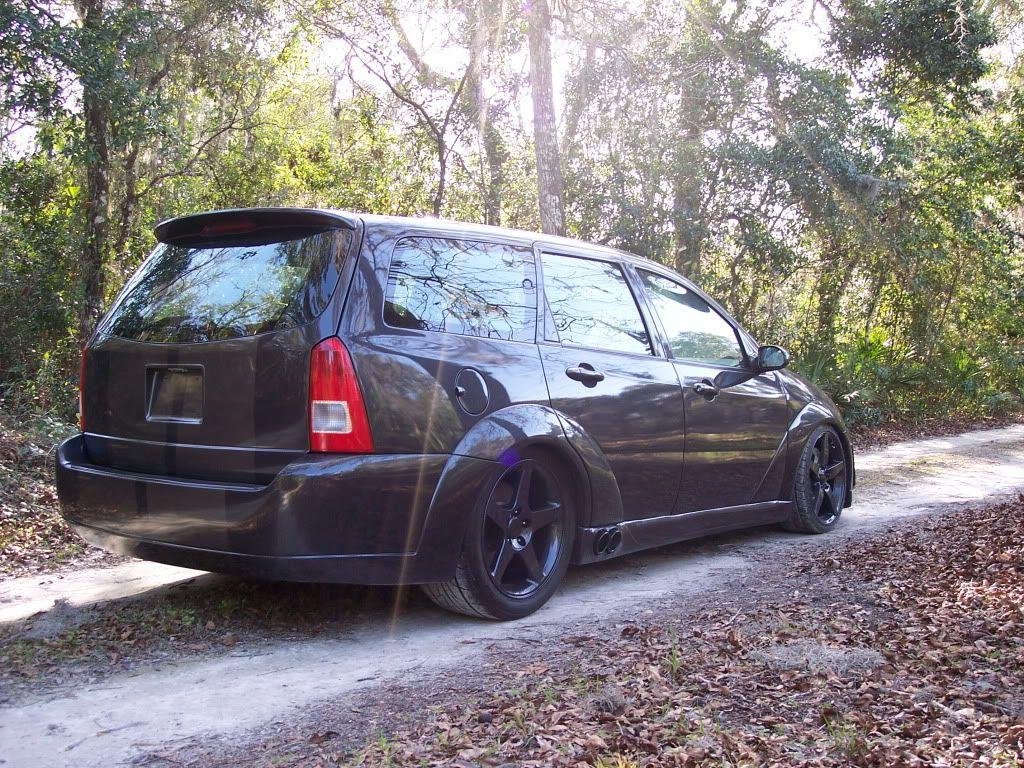 Focus wagon