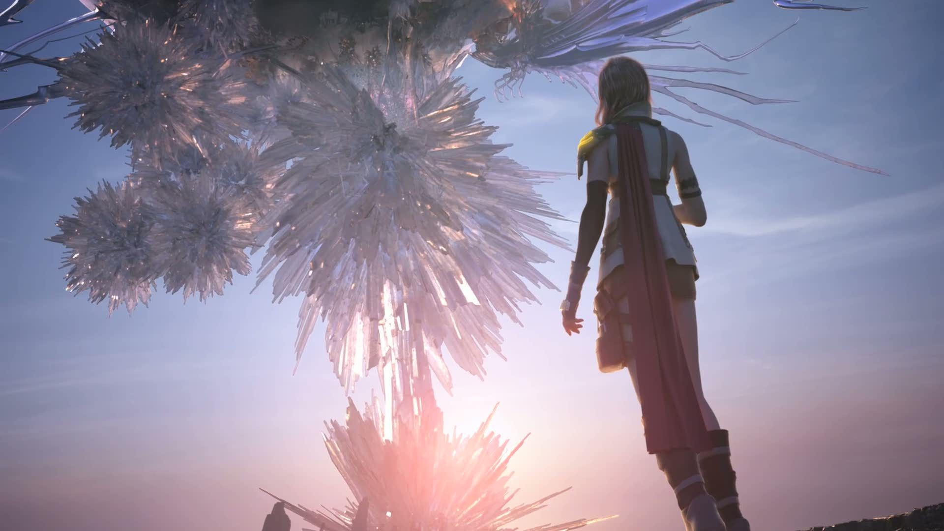X final fantasy xiii wallpapers wallpapers pinterest final x final fantasy xiii wallpapers voltagebd Choice Image