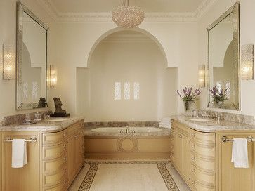 Master Bath - mediterranean - Bathroom - San Francisco - Alderson Construction