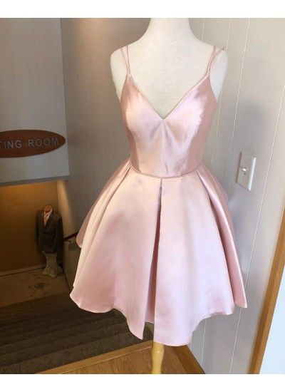 On Sale Glorious Homecoming Dresses Short, V-Neck Prom Dresses, 2019 Prom Dresses
