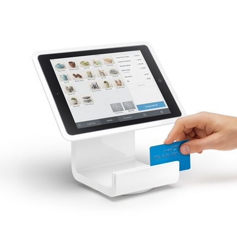 Square Stand For Contactless And Chip Square Shop Ipad Pro