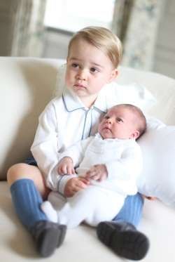 Britain's royals have been photographed by some of the world's leading photographers. But Prince Wil... - Provided by Associated Press