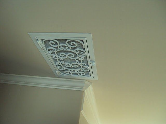 Remodel Any Room In 15 Minutes, Fancy Vents Are Beautiful Decorative Return  Air Replacement Covers Hand Crafted And Made From Ornamental Iron.