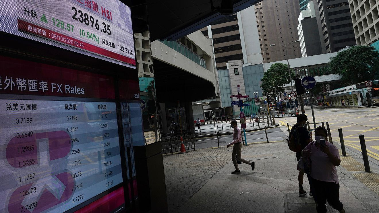 Asia Markets Stocks Take A Breather In Most Of Asia Wednesday But Hong Kong Continues To Rally In 2020 Hong Kong Hong Country Report