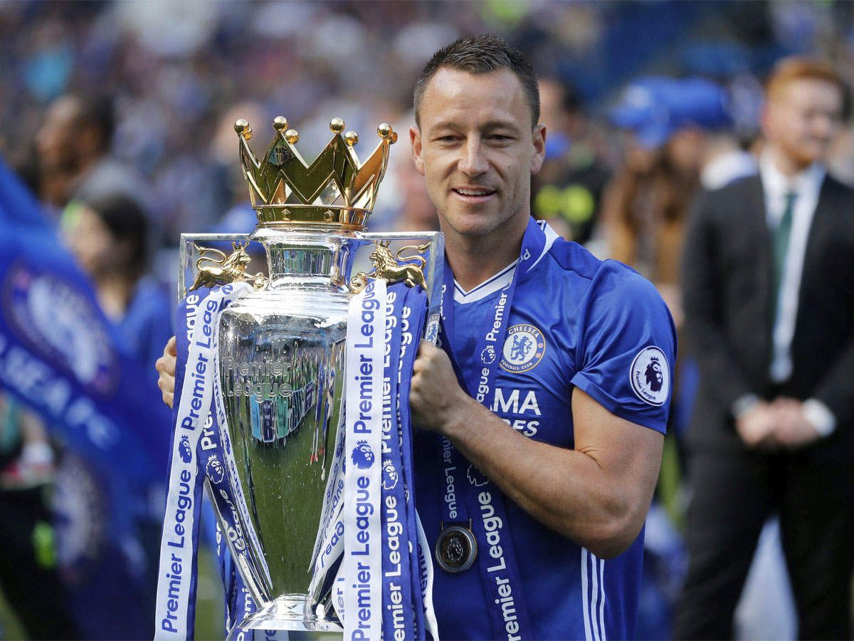 Former Chelsea and England captain John Terry announces
