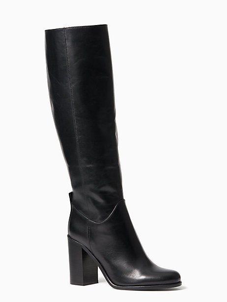 cb618061ebe1 Kate Spade tall black boot - seize 9. baina boots