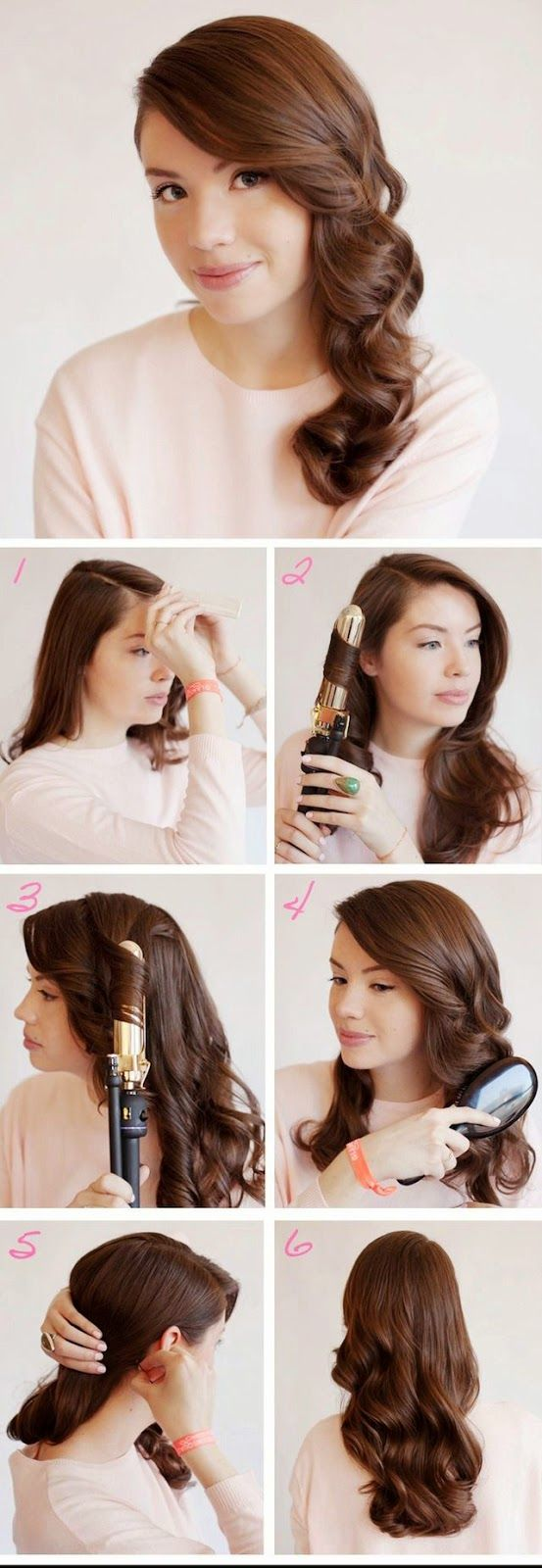 Hairstyle hair pinterest romantic hairstyles