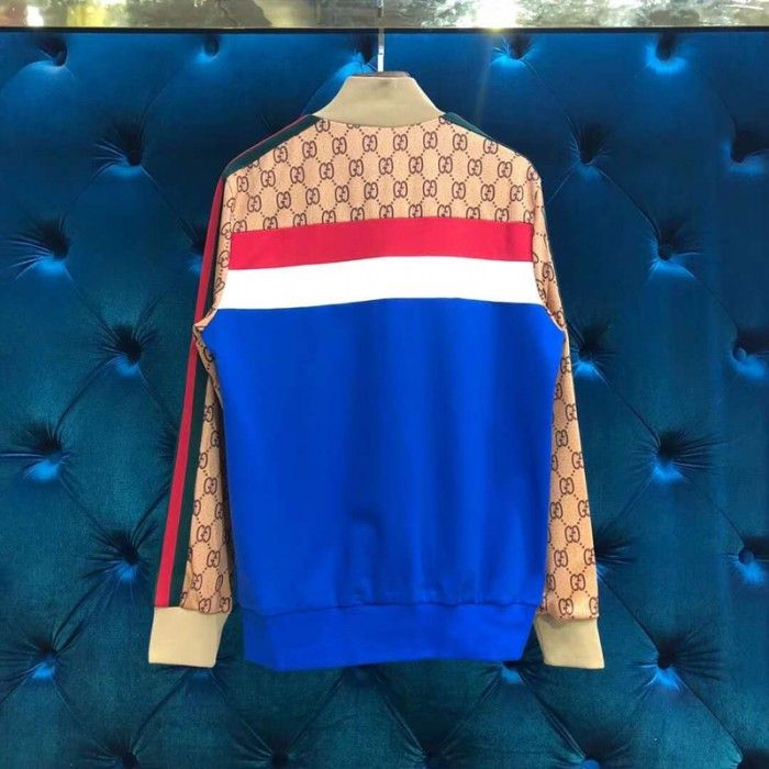 Gucci Gg Technical Jersey Jacket 526524 Gucci Clothes Pinterest